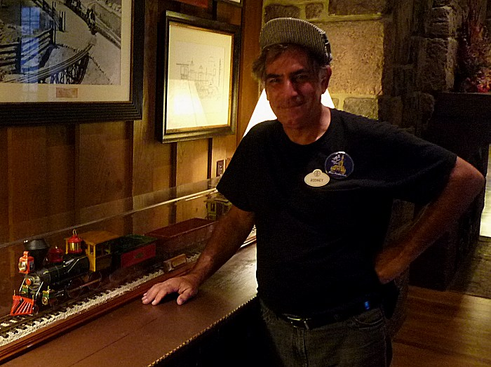 Rodney at Walt Disney World